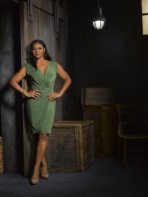 Castle Season 5 TAMALA JONES