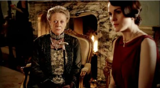 Downton Abbey Season 3 Episode 2