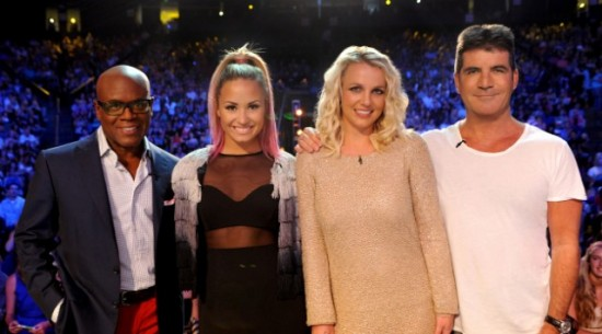 THE X FACTOR (US) Season 2 Premiere