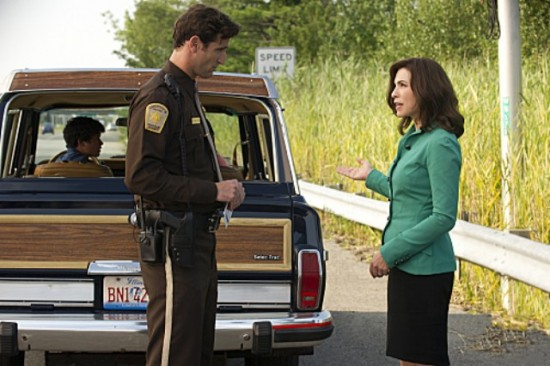 The Good Wife Season 4 Premiere I Fought The Law