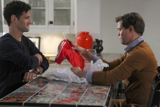 The New Normal (NBC) Baby Clothes Episode 3