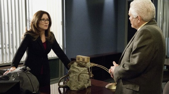 Raydor and Provenza - Major Crimes