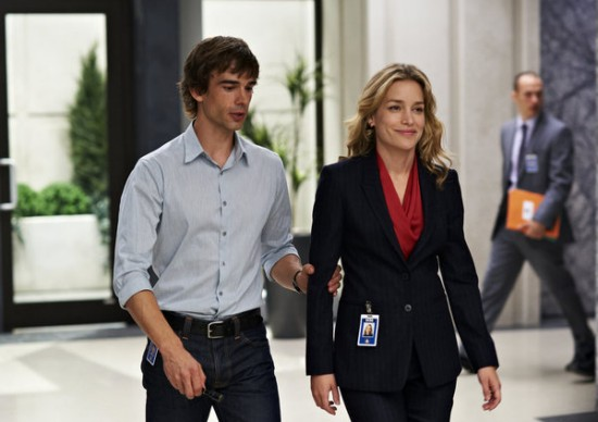 Covert Affairs Season 3 Episode 13 Man in the Middle