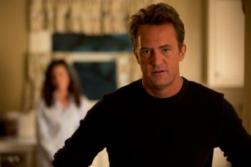 """Go On (NBC) Episode 5 """"Do You Believe in Ghosts? Yes!"""""""