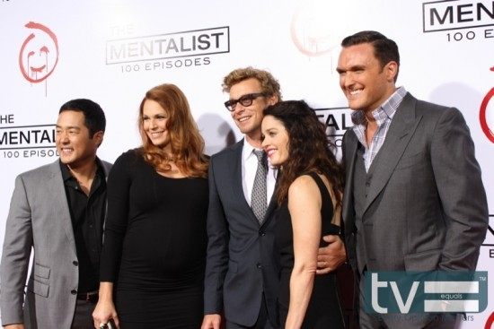 Exclusive: The Mentalist Cast Talks About The Series' 100th