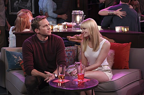 2 Broke Girls Season 2 Episode 7 And The Three Boys With Wood (5)