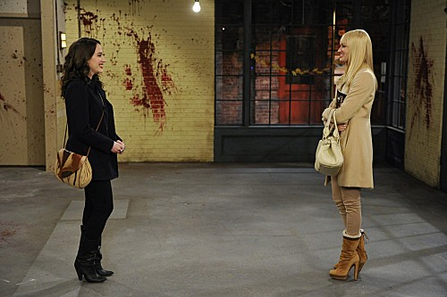 2 Broke Girls Season 2 Episode 8 And the Egg Special (8)