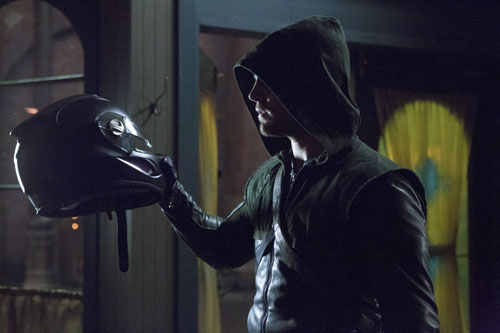 Arrow Episode 7 Muse of Fire (13)