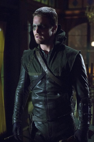 Arrow Episode 7 Muse of Fire (12)