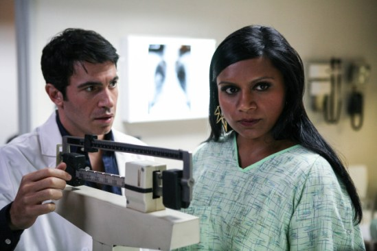 The Mindy Project Episode 5 Danny Castellano Is My Gynecologist