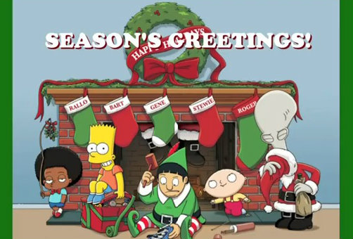 christmas comes early to foxs animation domination lineup this sunday video tv equals
