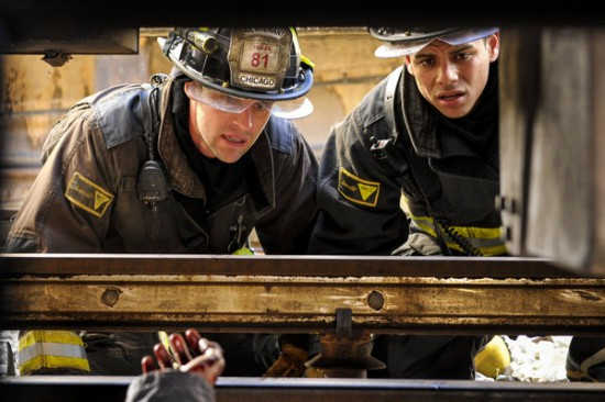 Chicago Fire Episode 8 Leaving The Station