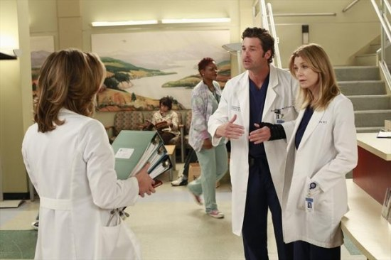 Grey's Anatomy Season 9 Episode 8 Love Turns You Upside Down (1)
