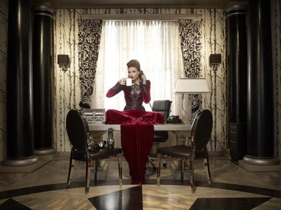 Once Upon a Time Season 2 Episode 9 Queen of Hearts