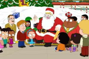 The Cleveland Show Season 4 Episode 6 Tis The Cleveland to Be Sorry