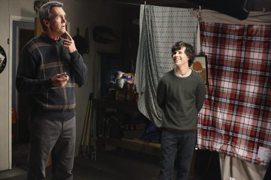 The Middle Season 4 Episode 8 Christmas Help (1)