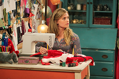 Two and a Half Men Season 10 Episode 11 Give Santa A Tail-Hole (11)