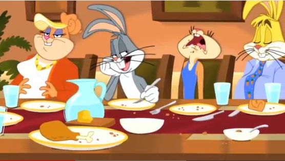 The Looney Tunes Show Christmas Carol TV Equals