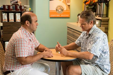 Cougar Town Season 4 Episode 3 Between Two Worlds