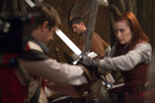 Supernatural Season 8 Episode 11 Larp and the Real Girl (1)