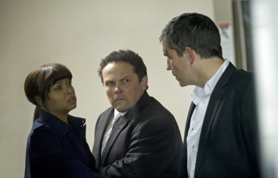 Carter, Fusco and Reese - Person of Interest