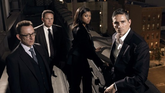Finch, Fusco, Carter and Reese - Person of Interest