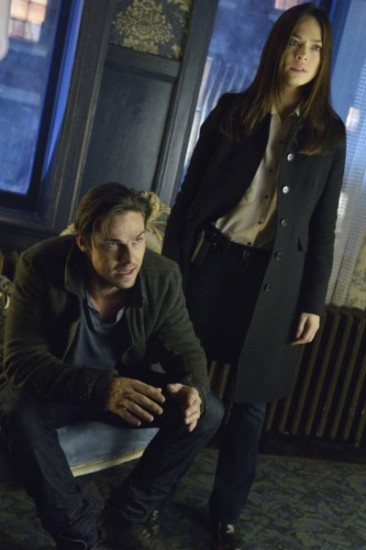 Beauty and The Beast (CW) Episode 13 Trust No One