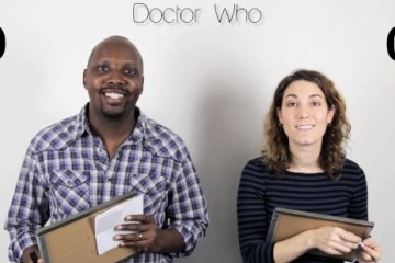 different tv show titles video