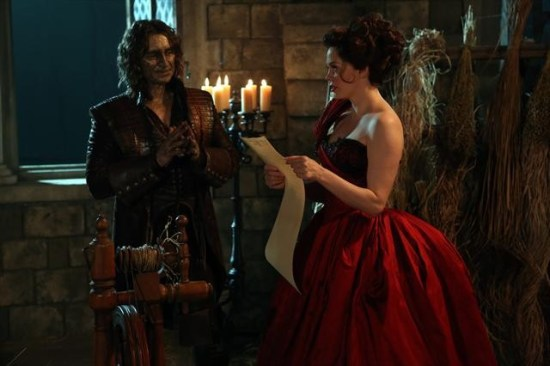 "Once Upon a Time Season 2 Episode 16 ""The Miller's Daughter"" (6)"