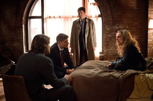 Supernatural season 8 episode 17 Goodbye Stranger