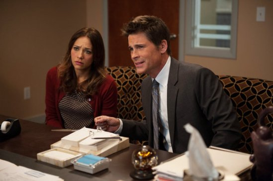 Parks and Recreation Season 5 Episode 18 & 19 Article Two; Jerry's Retirement (4)