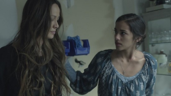 Anne and Lourdes - Falling Skies