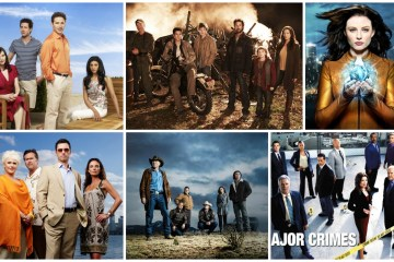 Royal Pains cast, Falling Skies cast, Kiera - Continuum, Burn Notice cast, Longmire cast, Major Crimes cast