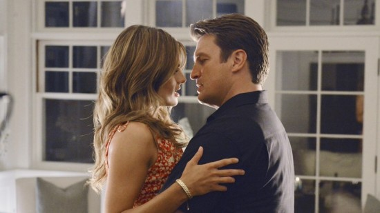 Beckett and Castle - Castle