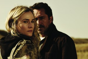 FX TheBridge Diane Kruger and Demian Bichir