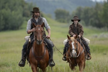 Hell On Wheels Season 3 Episode 9 Fathers and Sins (2)