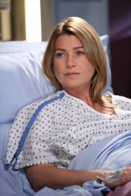 Grey's Anatomy Season 10 Episode 1 & 2 Seal Our Fate;I Want You With Me (36)