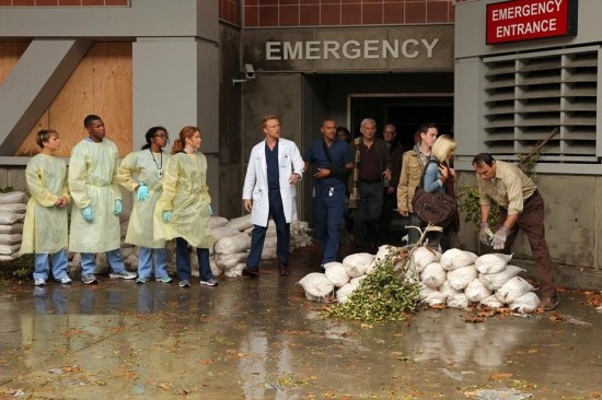 Grey's Anatomy Season 10 Episode 1 & 2 Seal Our Fate;I Want You With Me (26)