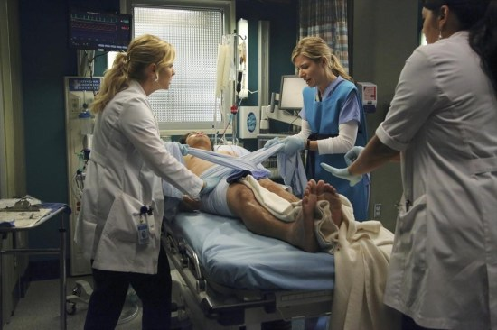 Grey's Anatomy Season 10 Episode 1 & 2 Seal Our Fate;I Want You With Me (24)
