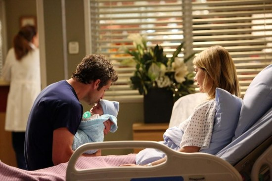 Grey's Anatomy Season 10 Episode 1 & 2 Seal Our Fate;I Want You With Me (13)