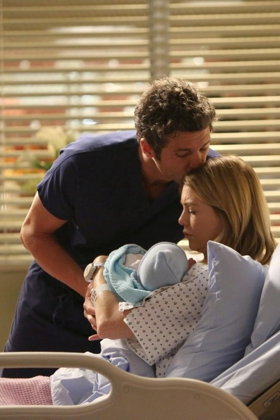 Grey's Anatomy Season 10 Episode 1 & 2 Seal Our Fate;I Want You With Me (12)
