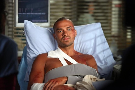 Grey's Anatomy Season 10 Episode 1 & 2 Seal Our Fate;I Want You With Me (32)