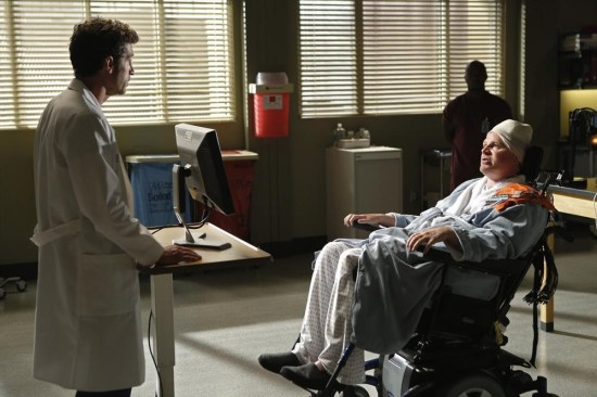 Grey's Anatomy Season 10 Episode 6 Map of You (9)