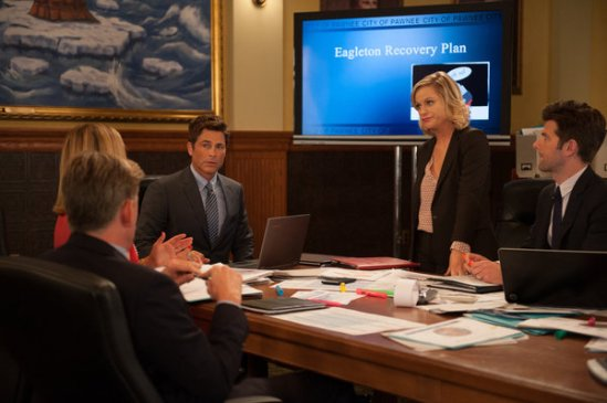 Parks and Recreation season 5 episode 3 The Pawnee-Eagleton Tip Off Classic (10)