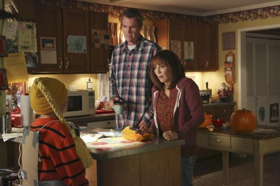 The Middle Season 5 Episode 5 Halloween IV: The Ghost Story (1)
