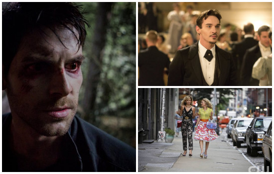 friday grimm dracula carrie diaries