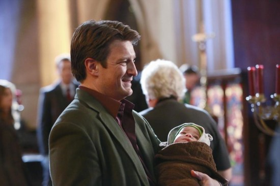 Castle Season 6 Episode 10 The Good, The Bad & The Baby (14)