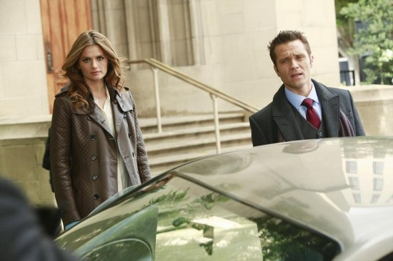 Castle Season 6 Episode 10 The Good, The Bad & The Baby (6)
