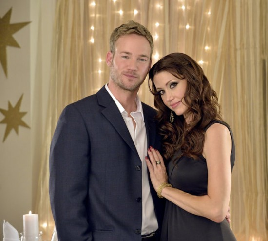 catch a christmas star hallmark starring shannon elizabeth steve byers tv movie - A Christmas Star Movie