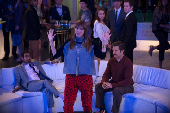 Parks and Recreation season 6 episode 6 & 7 Filibuster/Recall Vote (15)